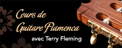 Cours de guitare flamenco à Paris